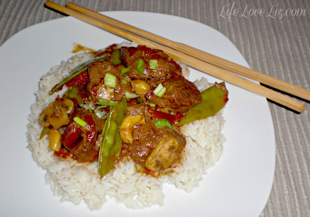 asian-style beef a