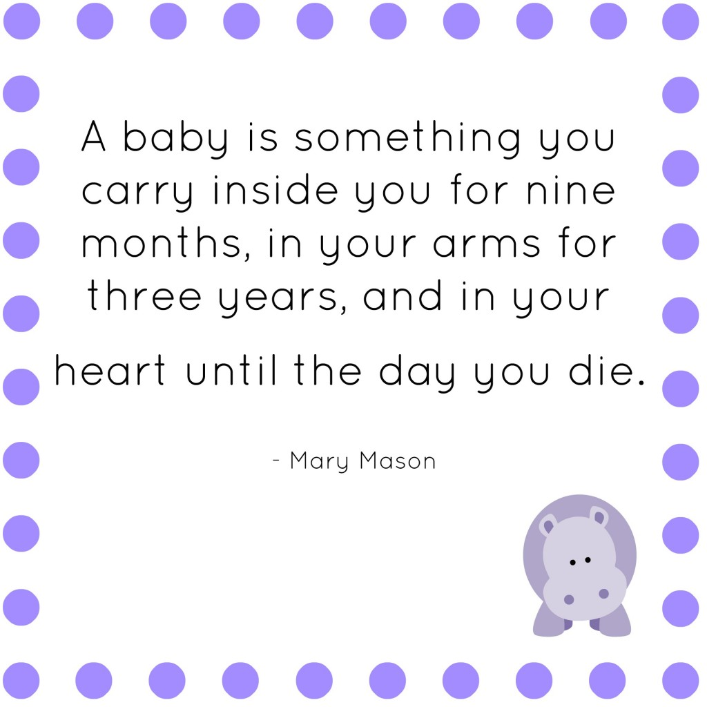 Baby pregnancy quotes sayings attitude