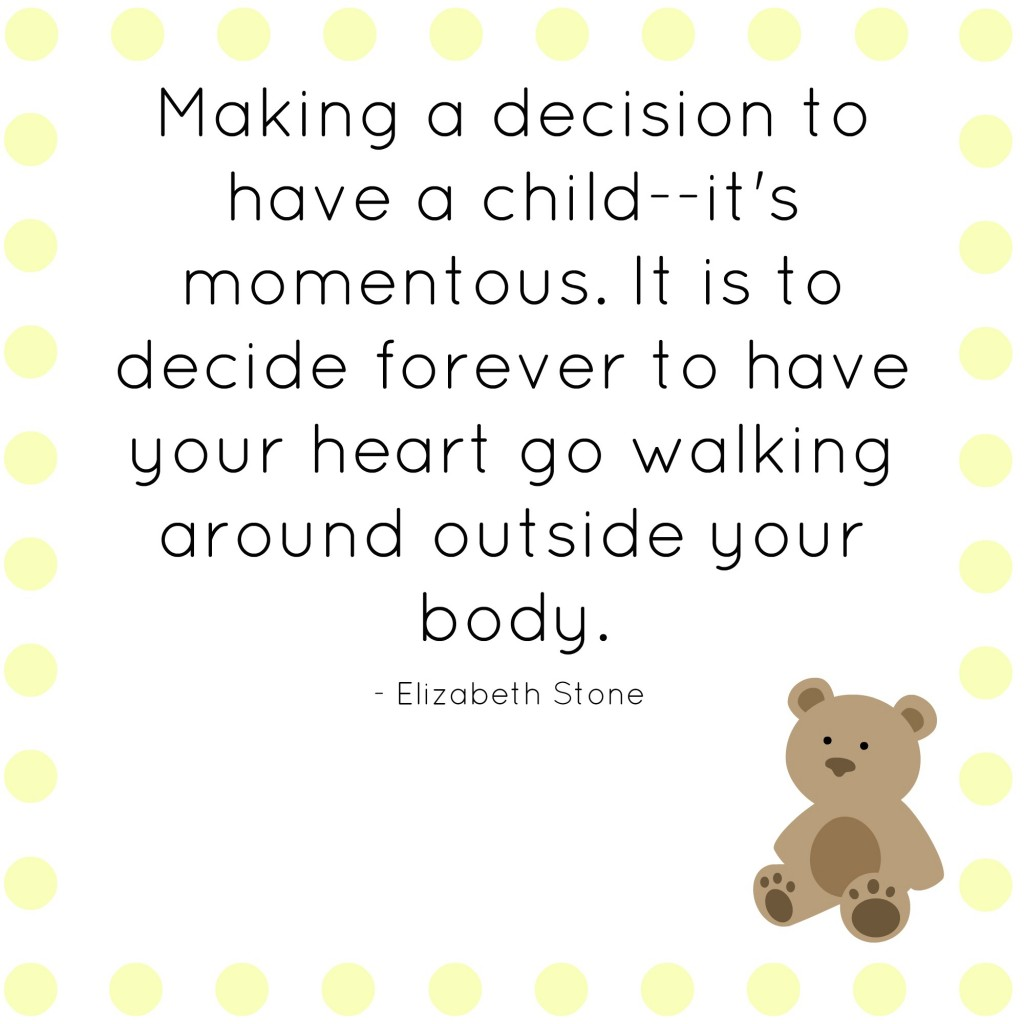 Quotes About Pregnancy 8 Inspirational Pregnancy Quotes  Life Love Liz