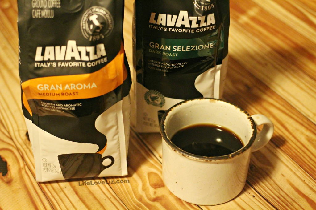 Lavazza ground coffee review
