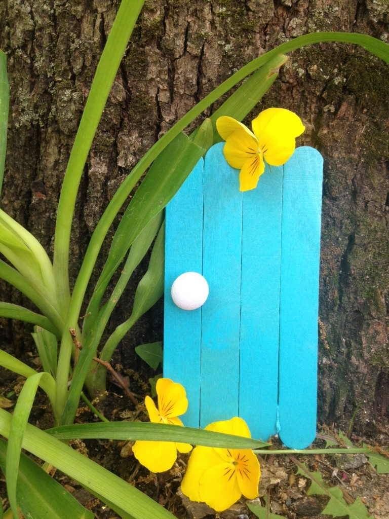 Fairy Door Kids Craft