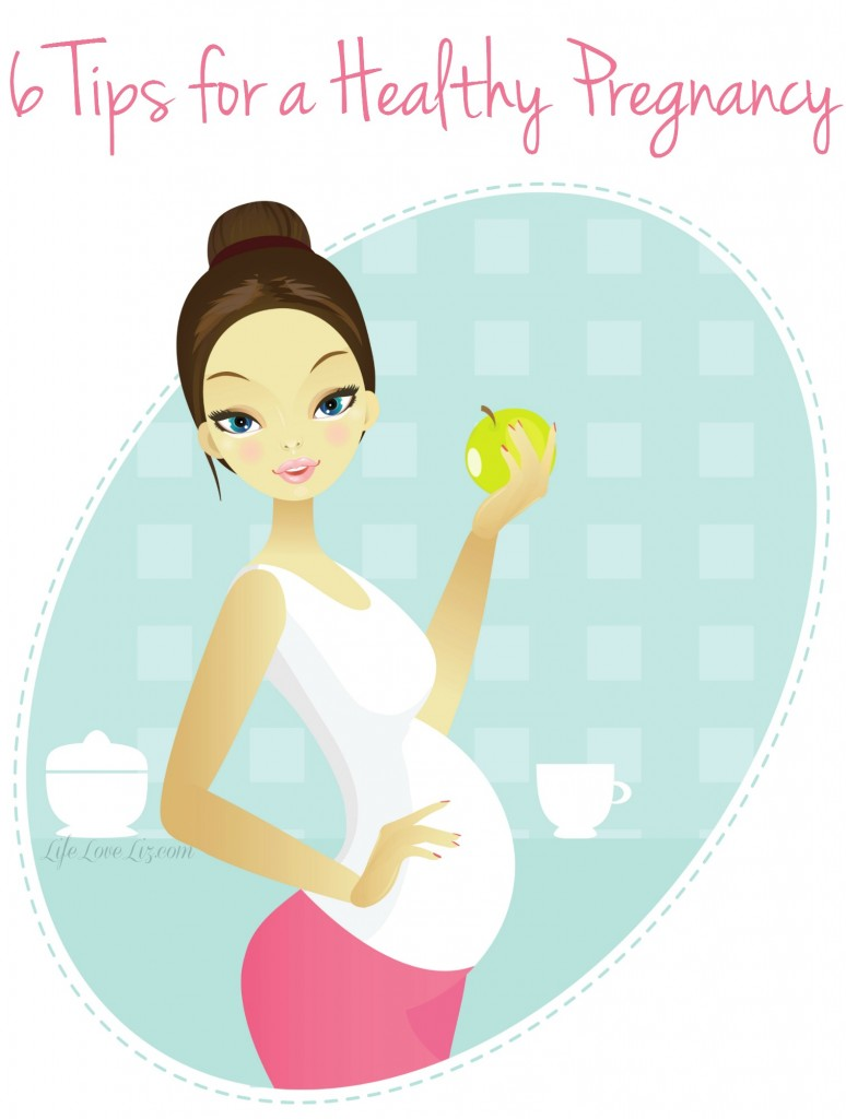 6 Tips for a Healthy Pregnancy