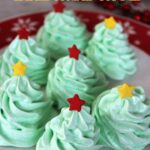 Meringue Christmas Trees are a fun update to the classic dessert that will wow your guests!