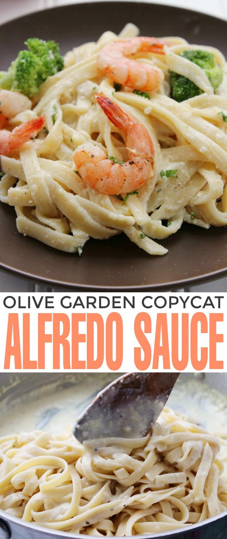 Olive garden alfredo sauce copycat recipe life love liz - Olive garden alfredo sauce recipe copycat ...
