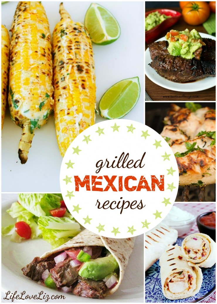 Cinco de Mayo and summer is quickly approaching making it the perfect time to add some new favourite Mexican recipes to your repertoire for the grill.