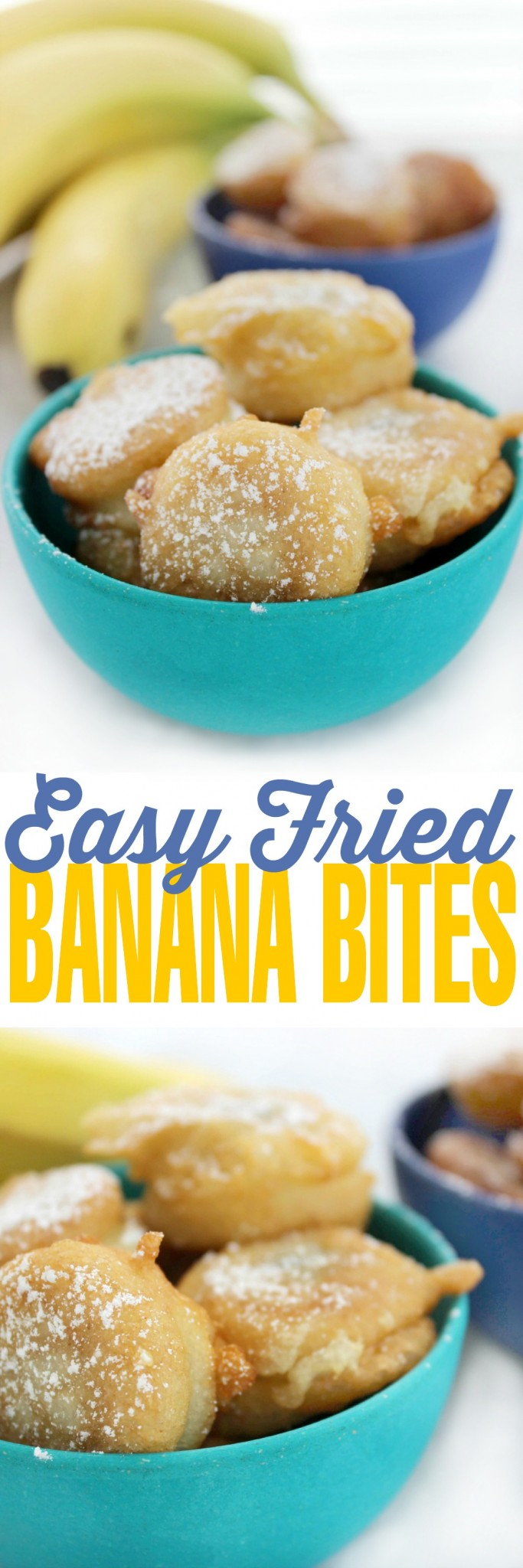 Easy Fried Banana Bites
