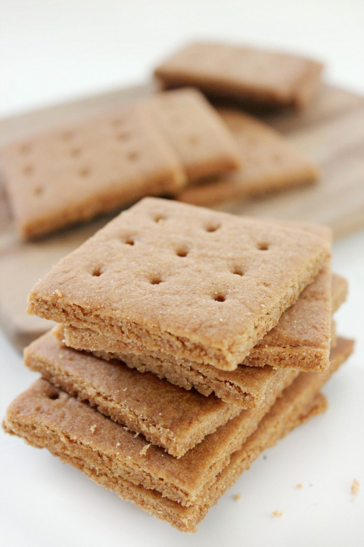 These Homemade Graham Crackers taste so good you may never go back to store bought again.  Use them for s'mores, in baking or even just enjoy alone!