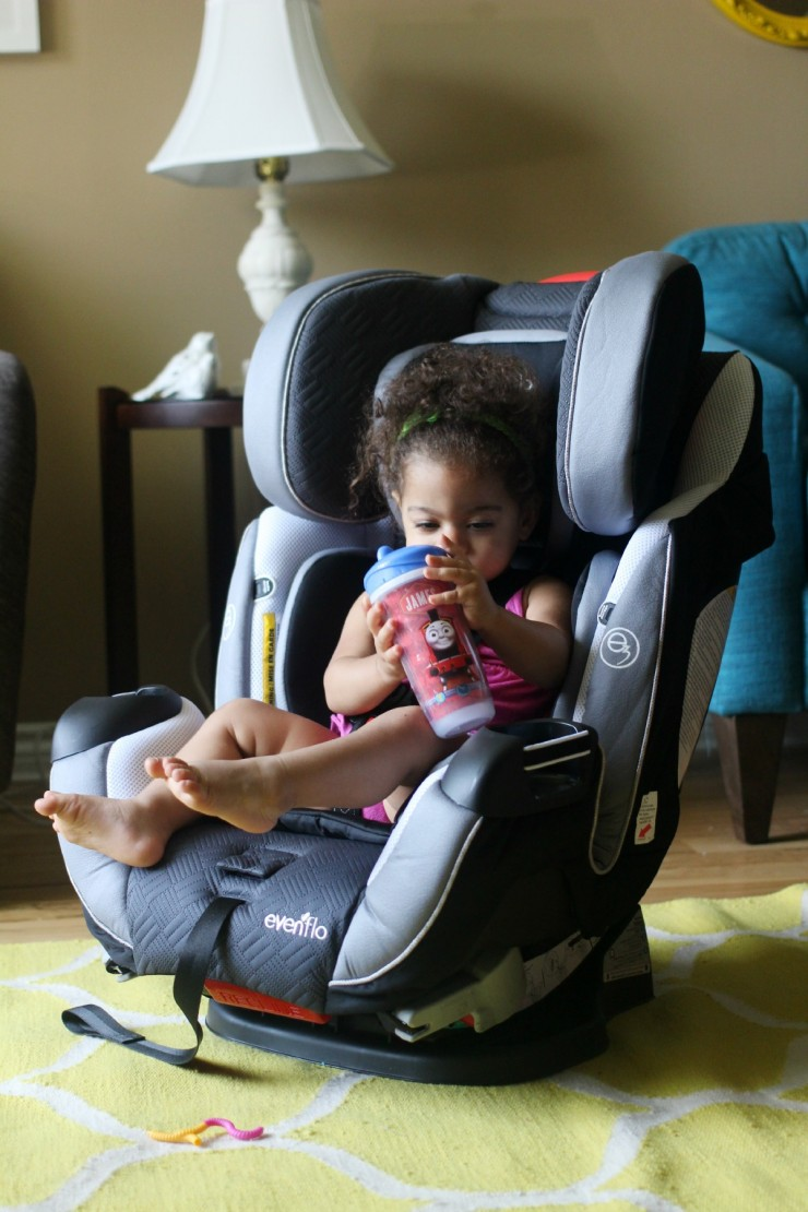 Best Viva Baby Samplers Club Evenflo Symphony Dlx Concord Convertible Car Seat Review