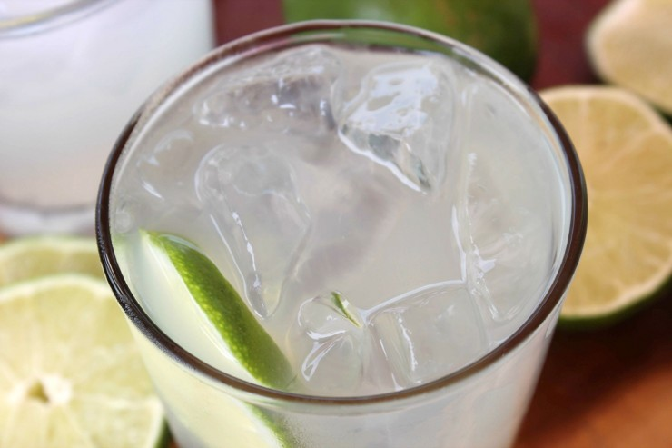 Limeade is Lemonade's neglected younger sibling but its a wonderful cooling summer drink worth grabbing some limes to make!