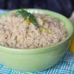 Lemon Dill Couscous
