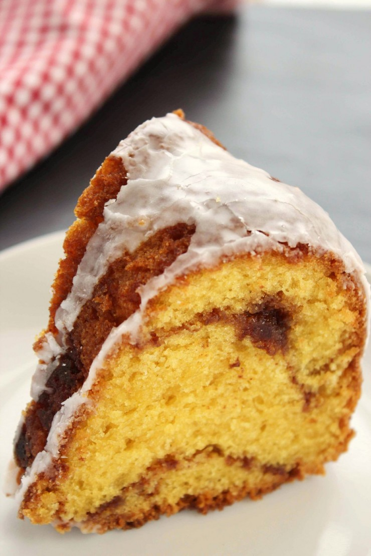 this coffee cake recipe is to whip up. This is a cake recipe literally ...