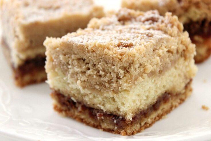 Butter Crumb Coffee Cake