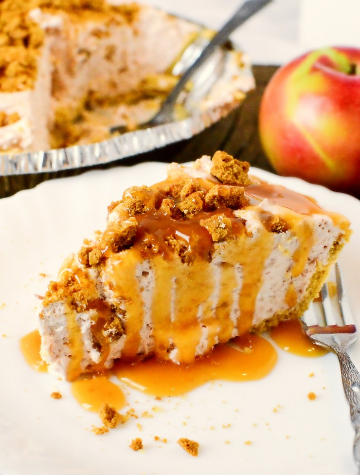 Apple Gingersnap Delight