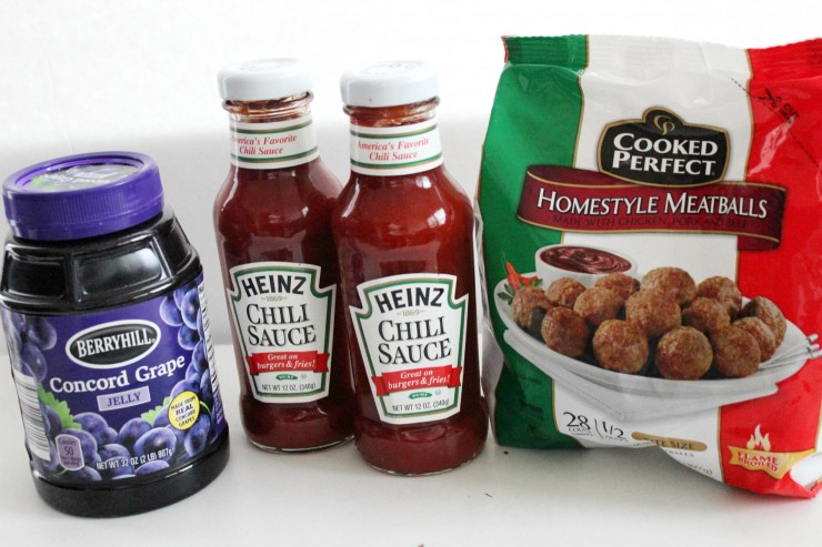 Slow Cooker Party Meatballs are a favourite appetizer at just about any gathering.  This is a super easy recipe you are almost sure to make over and over again!