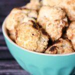 Spicy Cauliflower Popcorn - Vegetarian Appetizers that everyone will love!
