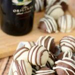 Bailey's Irish Cream Truffles are a decadent dessert treat perfect for serving at dinner parties and on St. Patrick