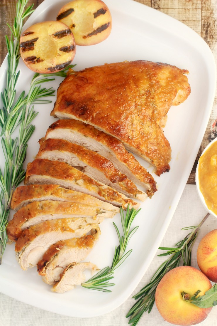 roasted-turkey-with-peach-glaze 2