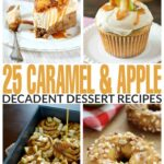 Caramel & Apple go hand in hand like bacon and eggs so it should come as no surprise that there are an endless amount of decadent caramel & apple dessert recipes available. From donuts to cheesecakes, here are some of the best recipes featuring caramel and apple.