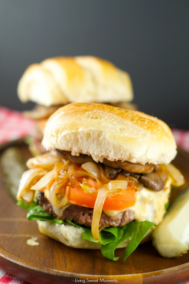 burger-with-caramelized-onions-and-mushrooms-recipe-1