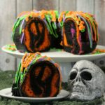 Spooky Bundt Cake