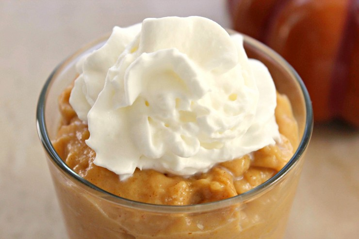 This Pumpkin Pudding recipe is an easy and delicious pumpkin dessert perfect for autumn evenings and even after thanksgiving dinner instead of the usual pumpkin pie.