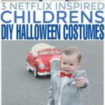 3 Netflix Inspired Kids Halloween Costumes #StreamTeam