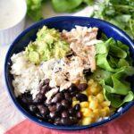 Simple Burrito Bowl