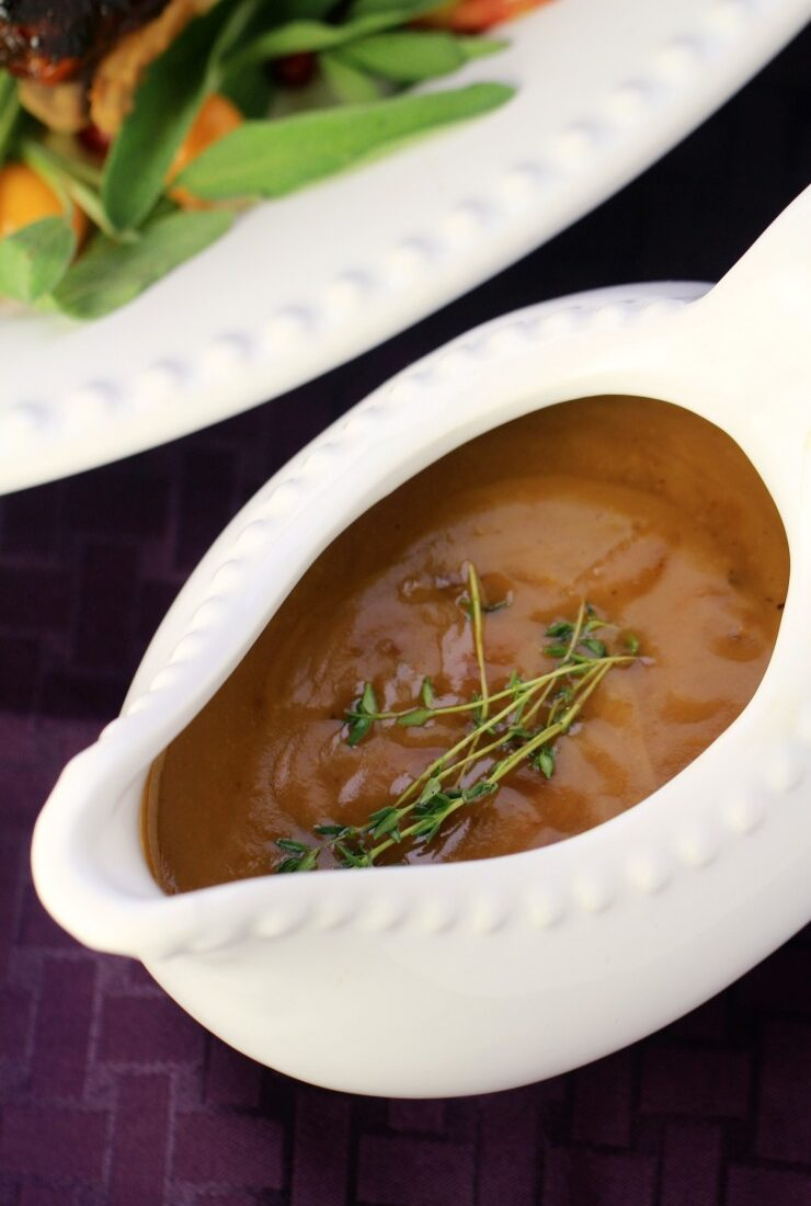 How to Make Perfect Turkey Gravy from Scratch