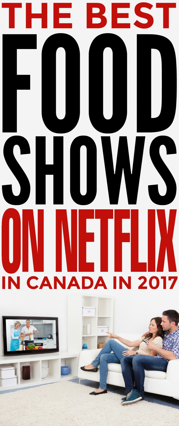 If you are starved for a good food series, there is a veritable smorgasbord of food and cooking based shows on Netflix Canada made for binge watching. I recommend a steady diet of the following series if you want a taste of the Best Food Shows on Netflix Canada.