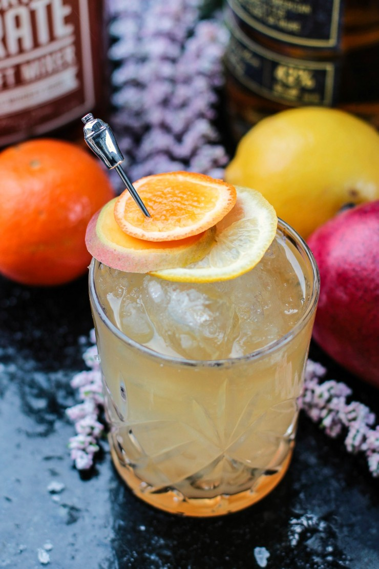 This Sour Lemonade Whiskey is not your average whiskey sour, its made with bourbon, lemonade and a special ingredient that will make this your very favourite Whiskey Sour!