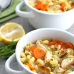 When you are recovering from the flu there is nothing more comforting than a hot bowl of soup. This Flu Fighter Chicken Noodle Soup Recipe offers a mix of spices that may help boost your immune system.