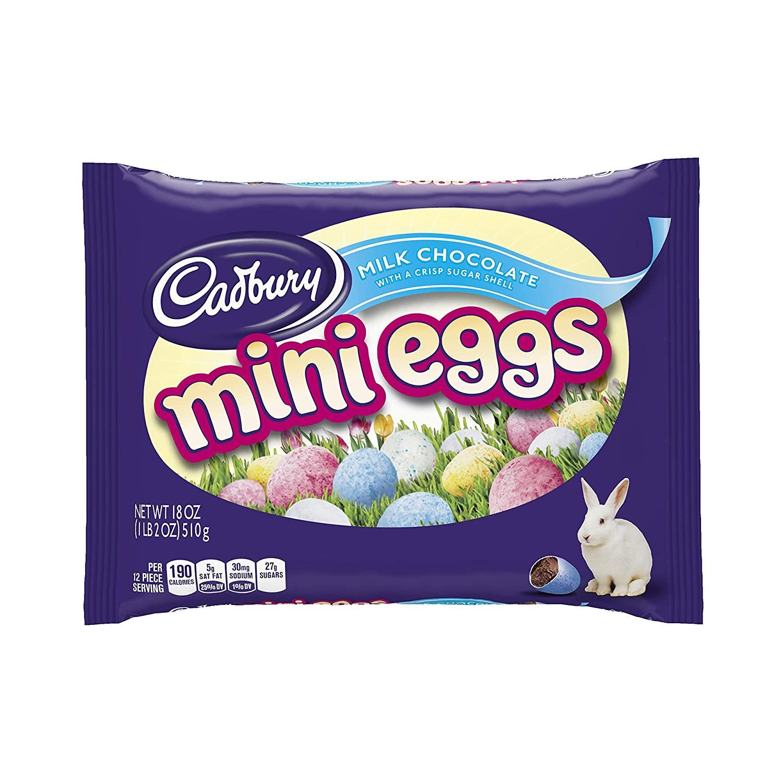 Cadbury Easter Candy Coated Mini Eggs