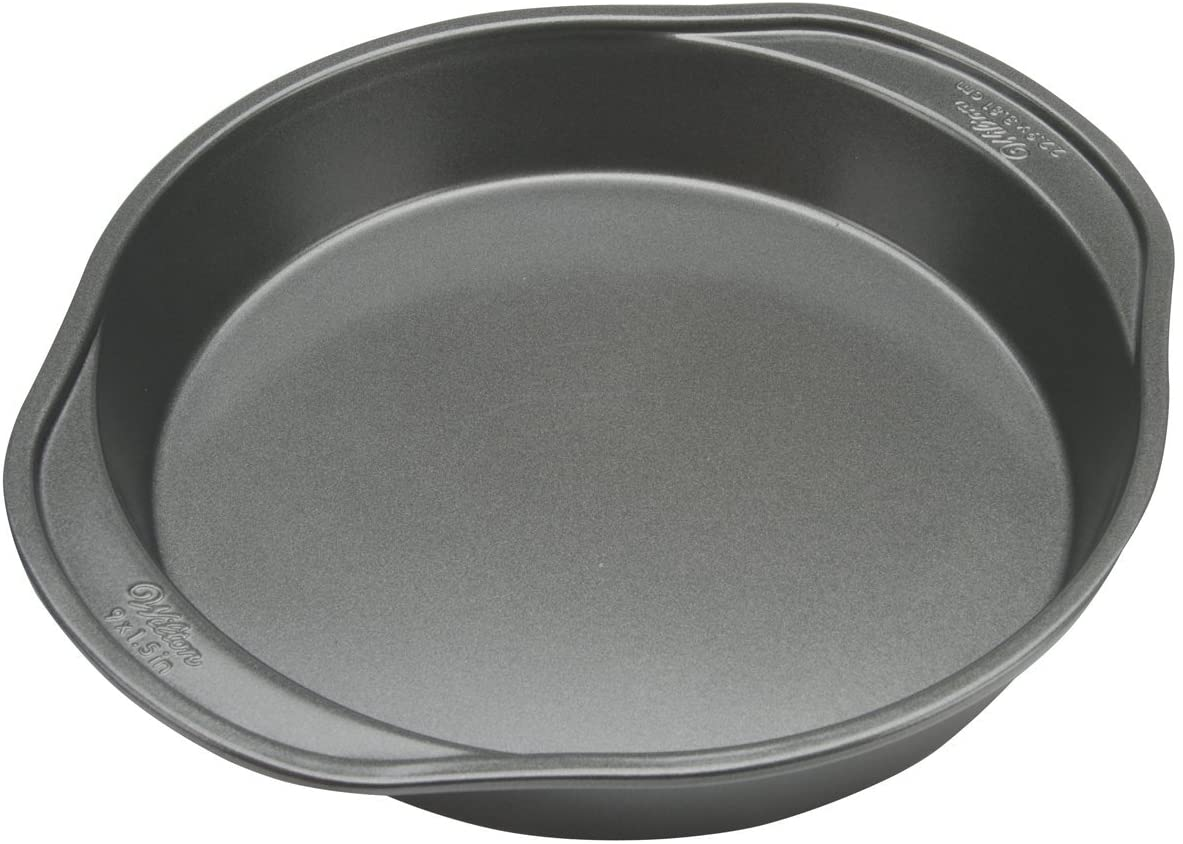 "Wilton Perfect Results Nonstick 9""Round Cake Pan"